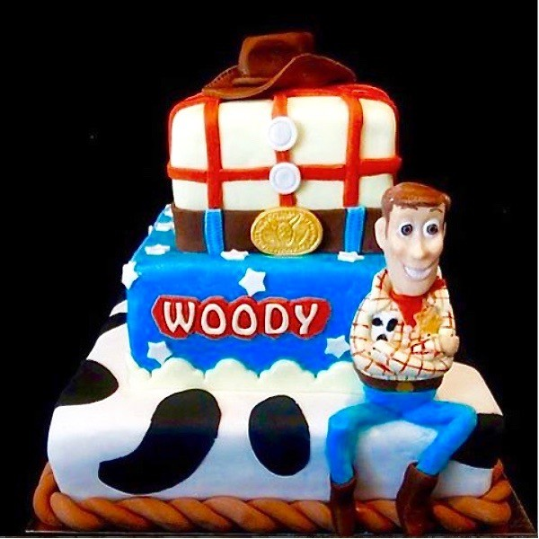 Gateau Toy Story