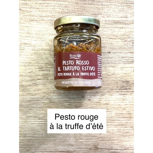 Pesto rouge à la Truffe d'été
